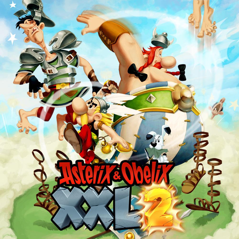 Asterix & Obelix XXL 2 (Nintendo eshop)