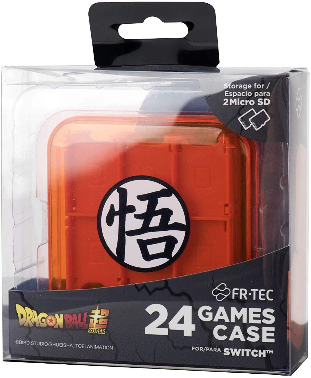 Funda 24 cartuchos Dragon Ball Super - Nintendo Switch