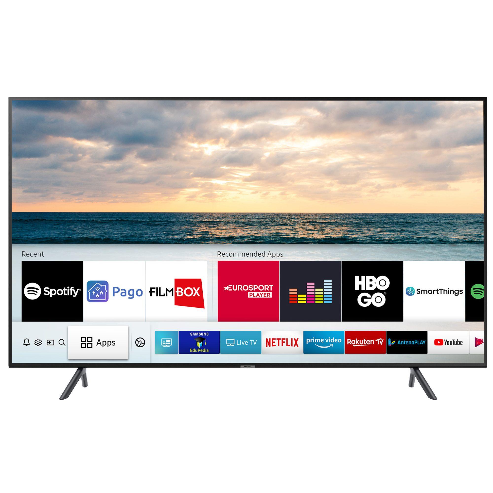 """Tv Samsung 50"""" Ultra HD 4K Smart TV - UE50RU7172"""
