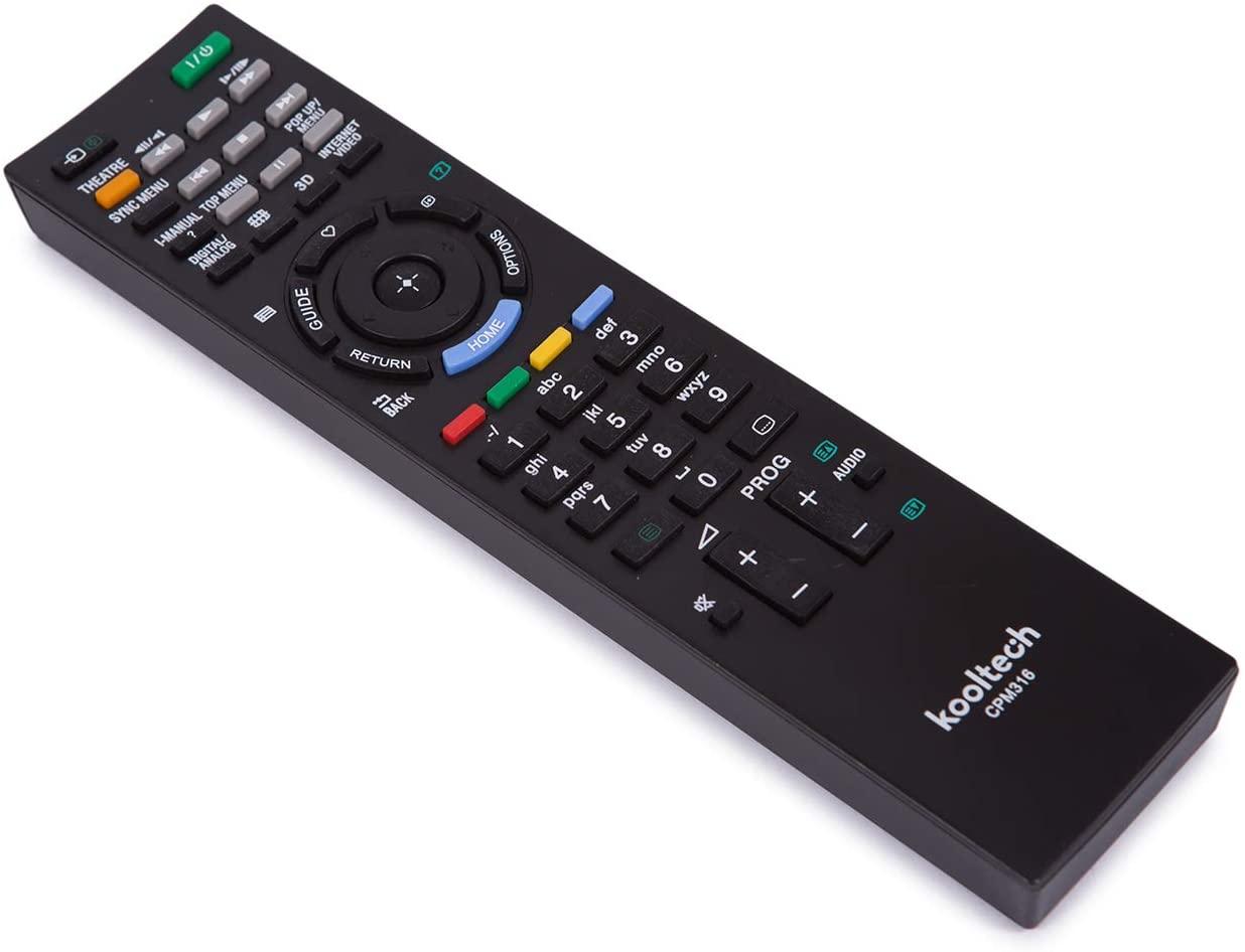 Mando Distancia Universal Para la Mayoría TV SONY SIN INSTALACIÓN CPM316