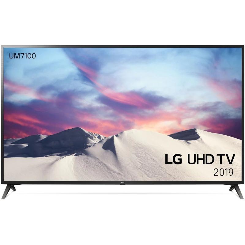 LG Ultra HD TV 4K, 139cm/55'' con Inteligencia Artificial, Procesador Quad Core, Sonido ULTRA Surround