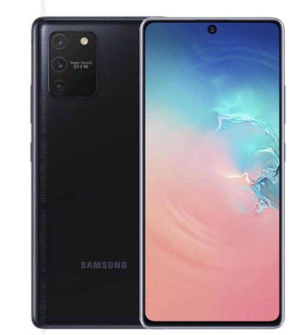 Samsung Galaxy s10 lite 8/128 desde España a su mínimo