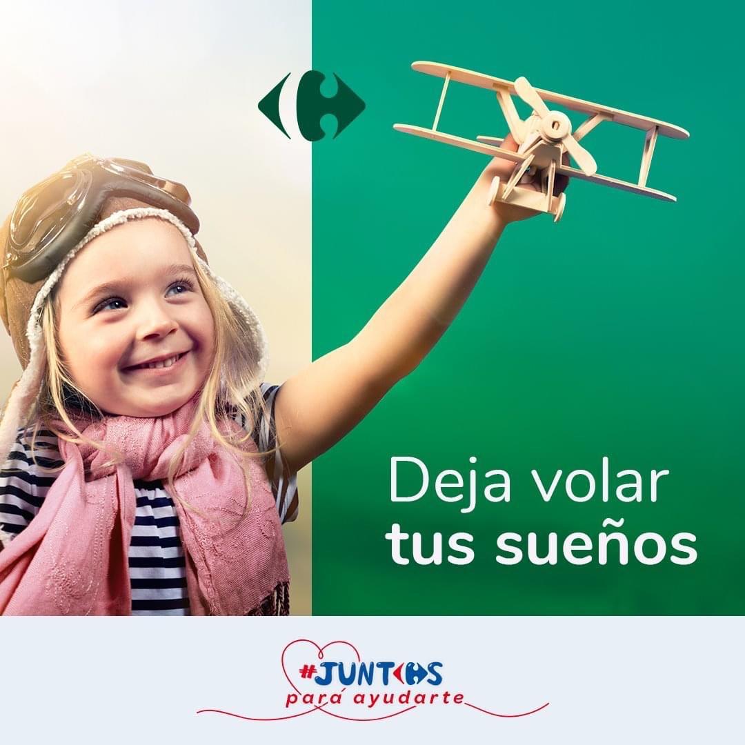 Gratis Maquetas Aviones Carrefour, a cambio de un dibujo #CHOLLOSOLIDARIO