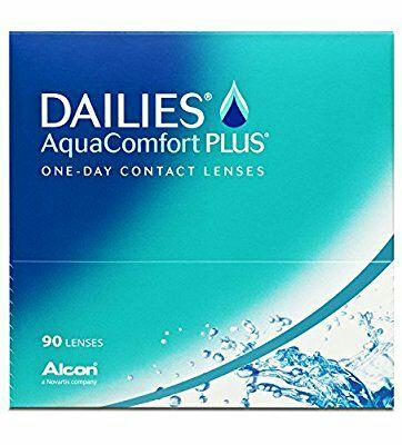 Dailies Aqua Comfort Plus Esférica 30 unid.