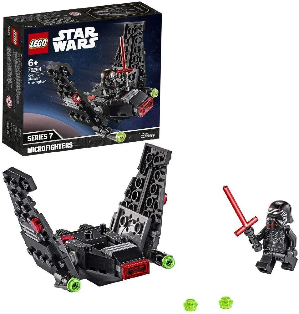 LEGO Star Wars Microfighter: Lanzadera de Kylo Ren