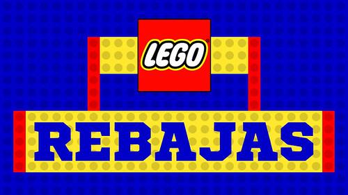 Bajada de precios en juguetes LEGO
