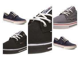 Tommy Hilfiger Tommy Jeans Textile Sneaker, Zapatillas para Hombre
