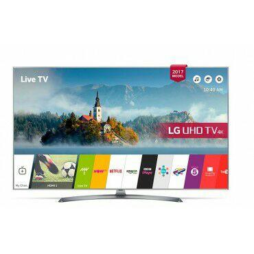 TV LED LG 55UJ750V UHD Premium