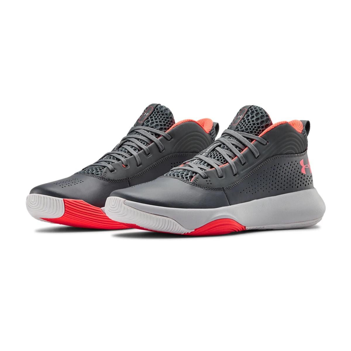 Zapatillas de baloncesto de hombre Lockdown 4 Under Armour