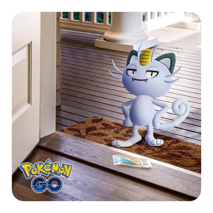 Pokémon Go - Gratis 1 Pokocho , 3 inciensos y 35 Pokeballs