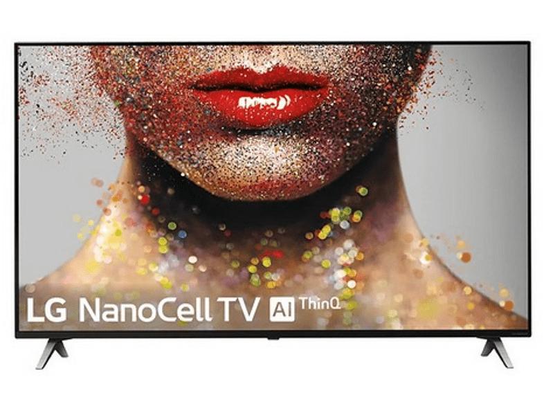 TV LG 49SM8500PLA, NanoCell 4K, Smart TV IA, Alpha 7 Gen.2, Deep Learning, 100% HDR