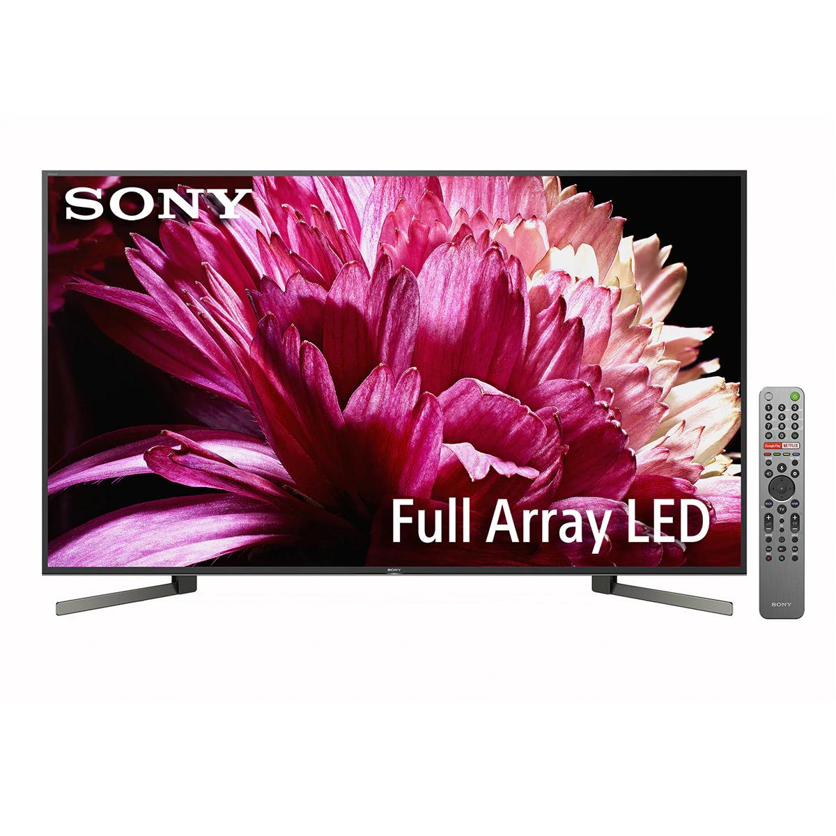 """TV LED 75"""" Sony KD-75XG9505 4K HDR, Full Array LED"""