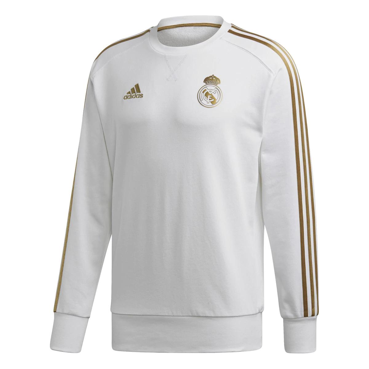 Sudaderas y chaquetas Adidas Real Madrid 19-20