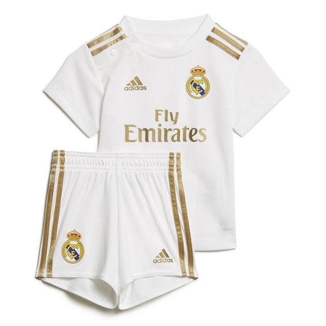 1aEquipación Real Madrid Bebés temporada 19/20