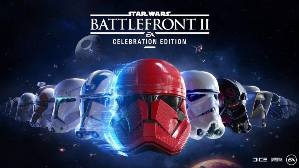Mejora STAR WARS Battlefront II: Celebration Edition