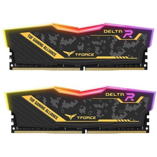 Delta TUF Gaming RGB 16GB 3200 CL16 DDR4