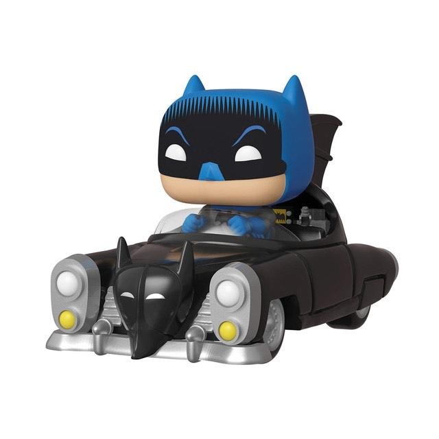 Figura funko Batman más batmovil