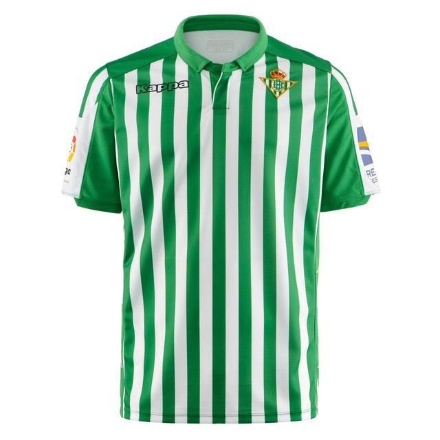 Camiseta de hombre 1ª equipación Real Betis Balompié 2019-2020