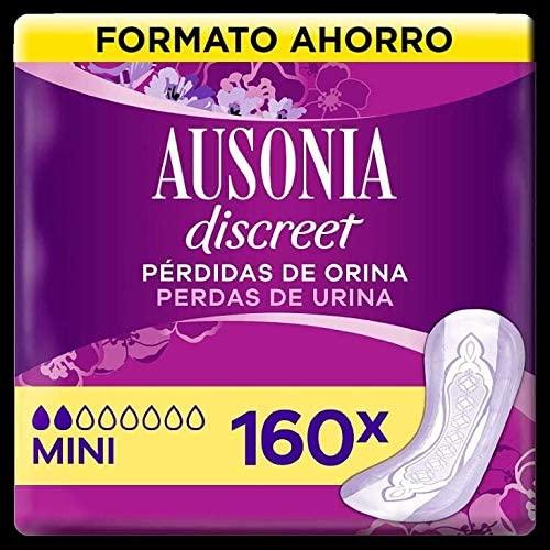 Ausonia Discreet Compresas 160 unidades