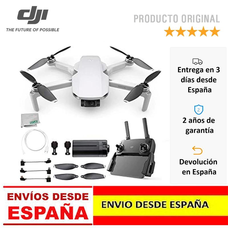 DJI Mavic Mini Combo -Desde España-