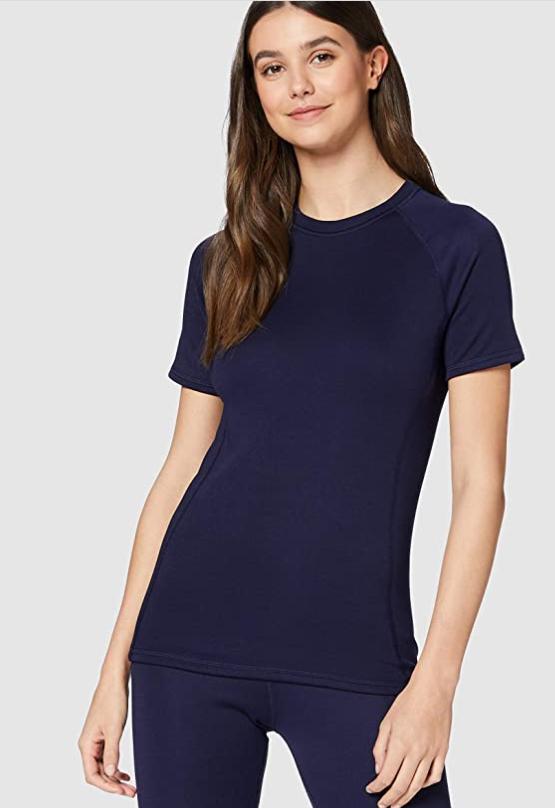 TALLA M (PACK 2) - Iris & Lilly, Camisetas para Mujer
