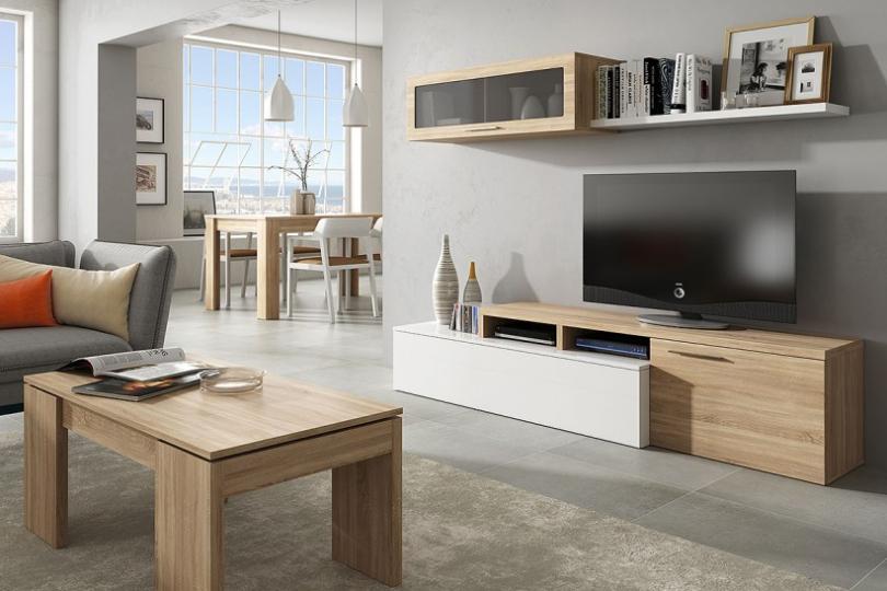 Muebles de salón por menos de 150€!!