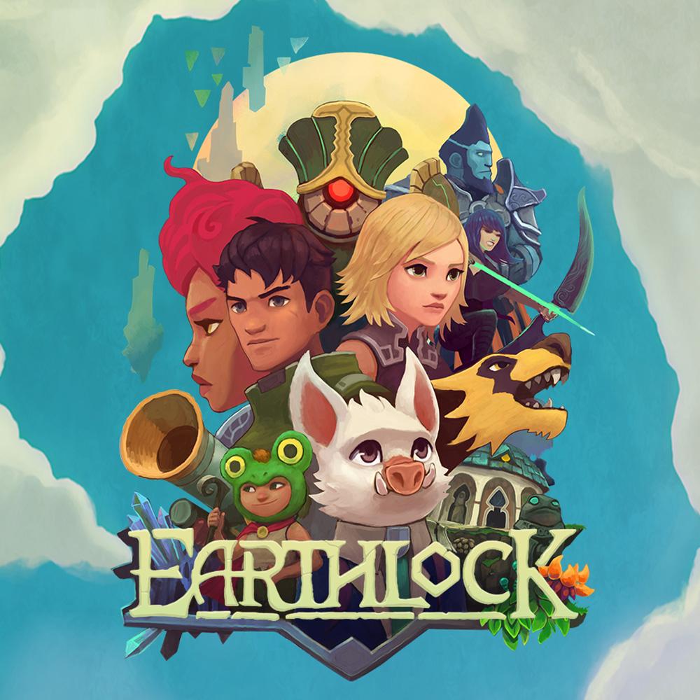 Earthlock Nintendo Switch (3,28 eShop Sudáfrica) (-80%)