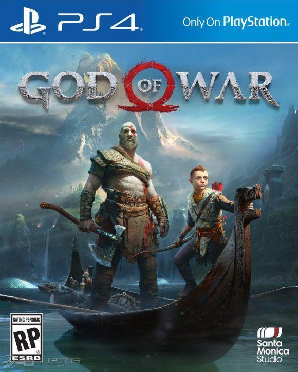 God of War - Edición Estándar [PS4]
