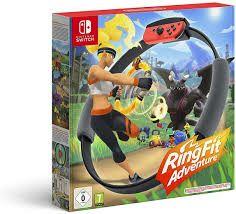 Ring Fit Adventure + Envío Gratis En MediaMarkt Solo 69€