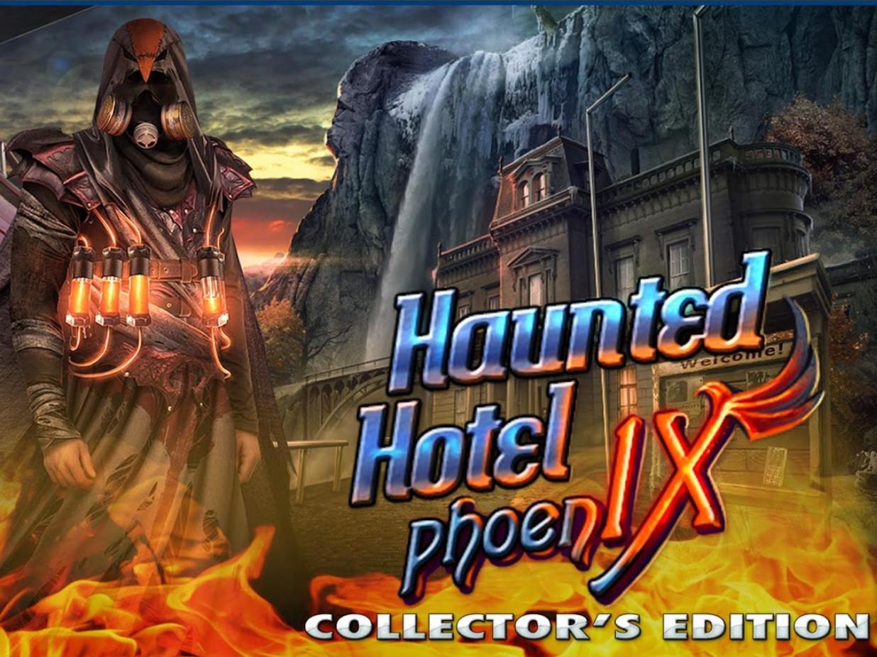 ANDROID: Haunted Hotel Phoenix (Full) y 8 juegos más (GRATIS)
