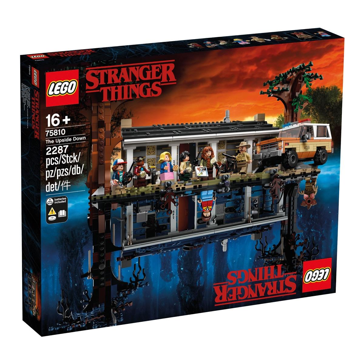 LEGO - Mundo del Revés Lego Stranger Things
