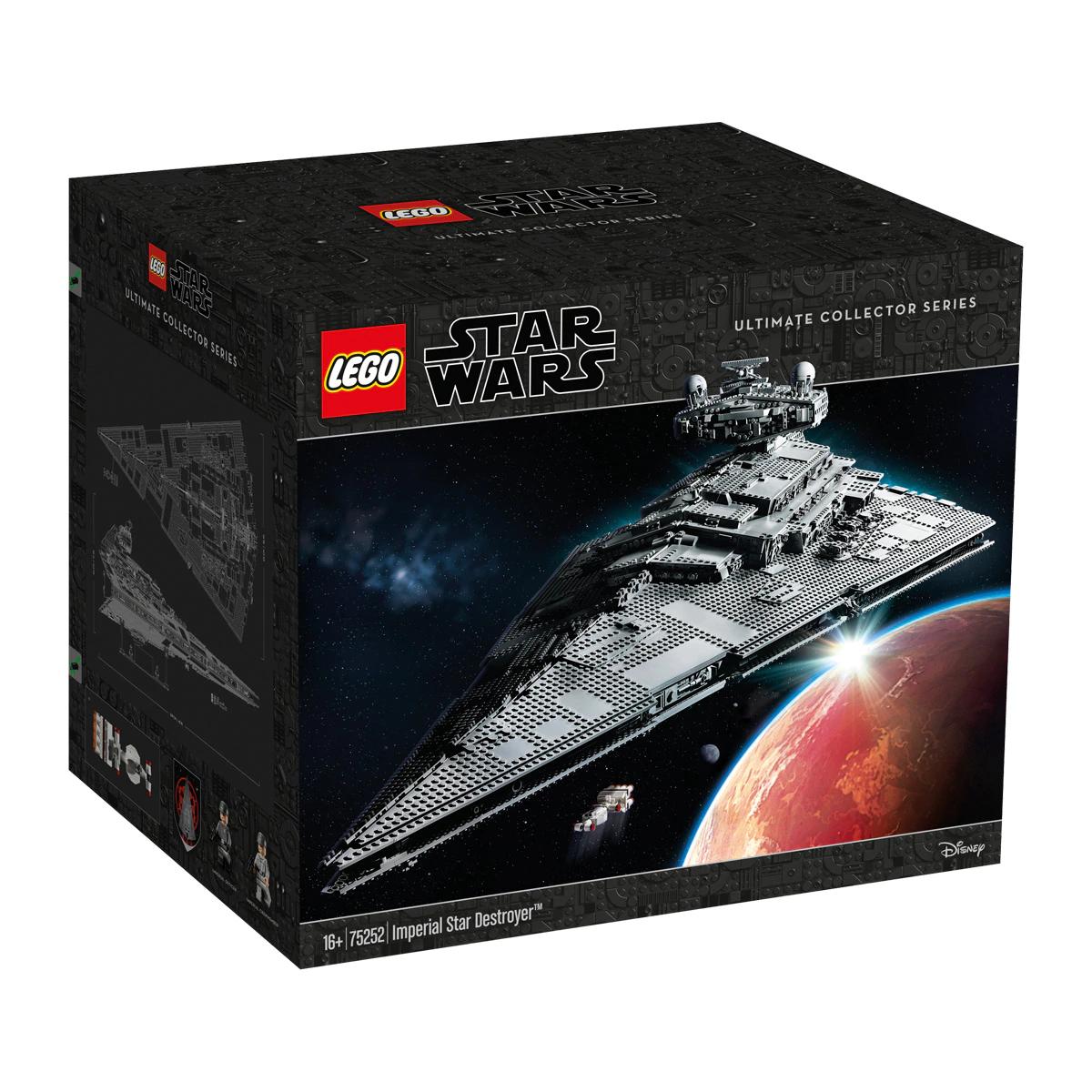 LEGO - Destructor Estelar Imperial Lego Star Wars