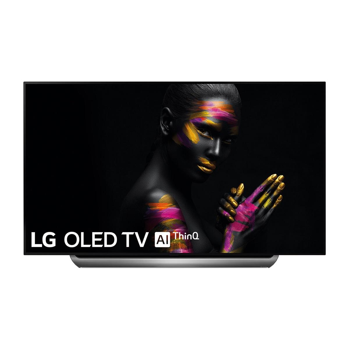 "TV OLED 9 77"" LG OLED77C9 4K, HDR Smart TV con IA"