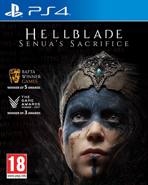 Hellblade Senua's Sacrifice para PS4 (EDICIÓN FÍSICA)