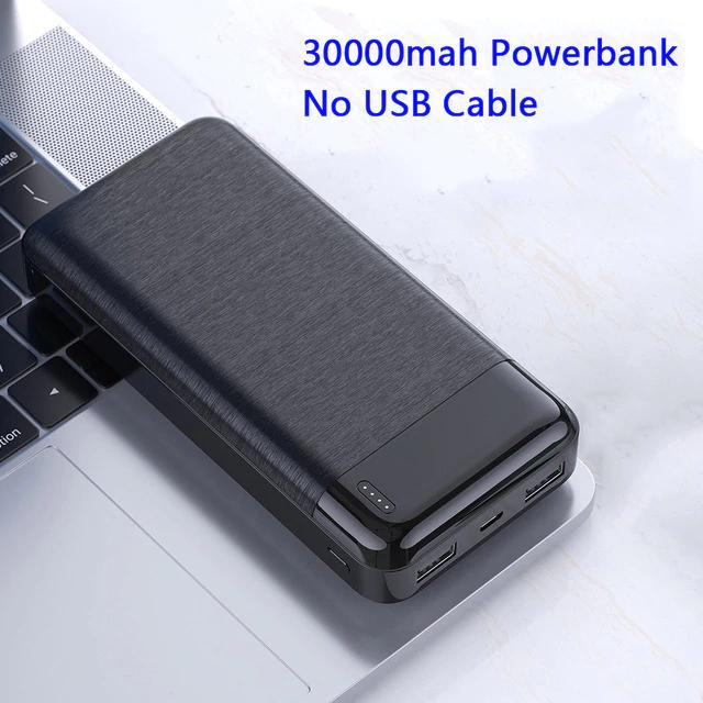 Powerbank 30000mAh
