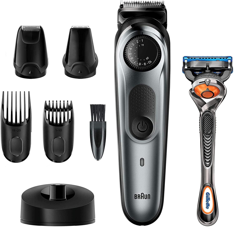 Recortadora de barba Braun BT7240