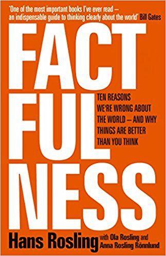 Bill Gates nos regala el libro Factfulness GRATIS