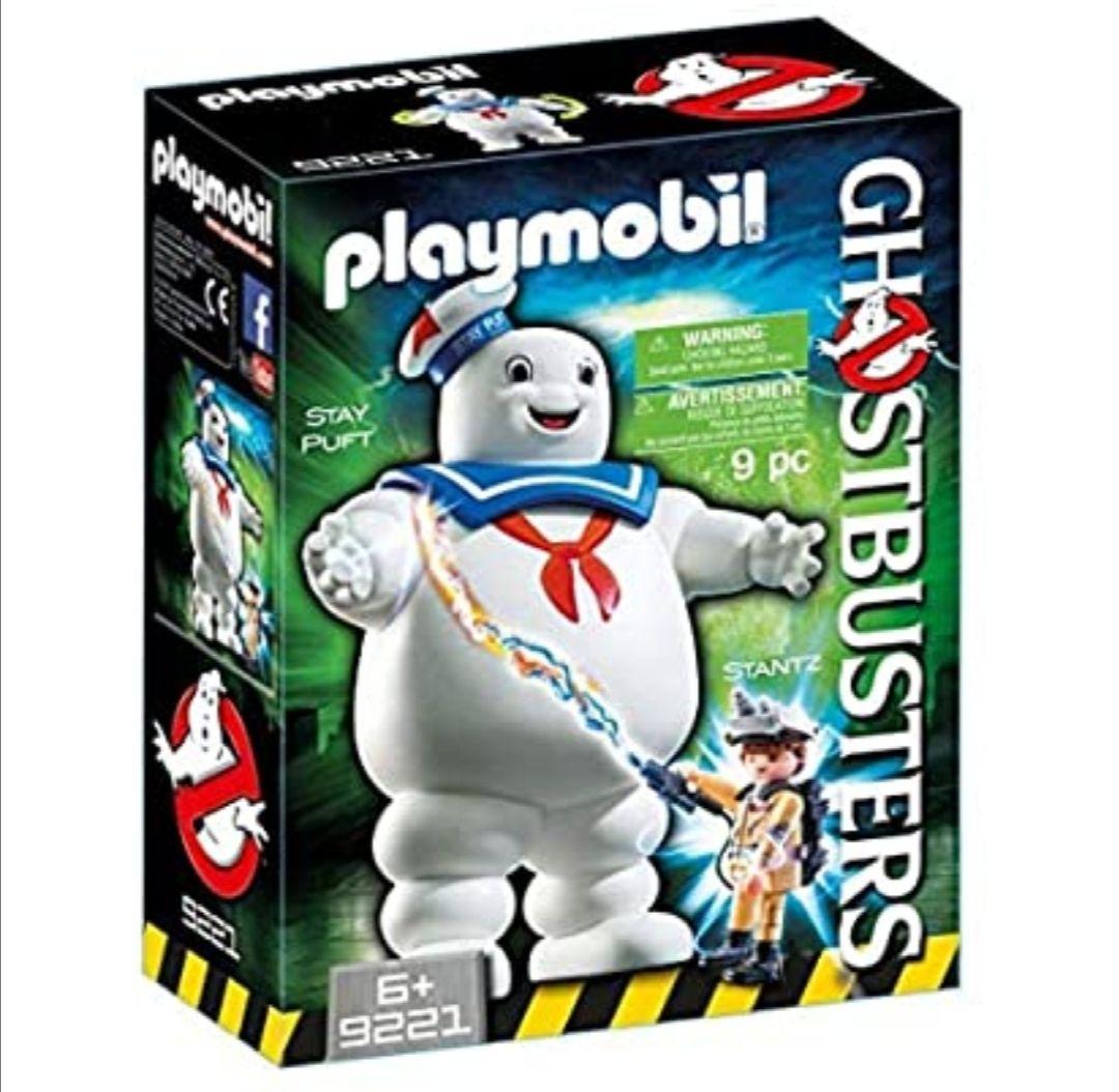 PLAYMOBIL Ghostbusters Muñeco Marshmallow (Precio al tramitar)