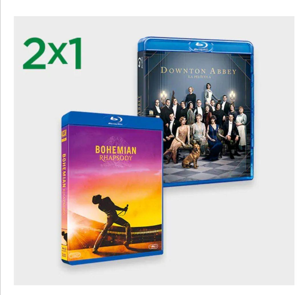 2 x 1 Cine El Corte Inglés