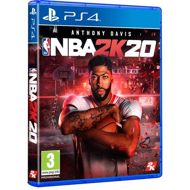 NBA 2K20 por 14.95€ PS4 Y XBO