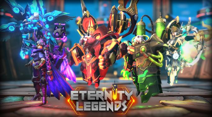 Juego Eternity Legends Premium