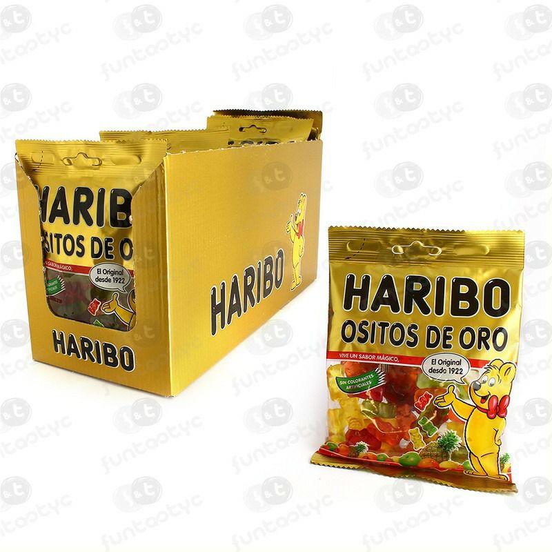 18 BOLSITAS DE OSITOS HARIBO!