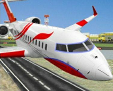 Vuelo piloto de avión de ciudad GRATIS IOS