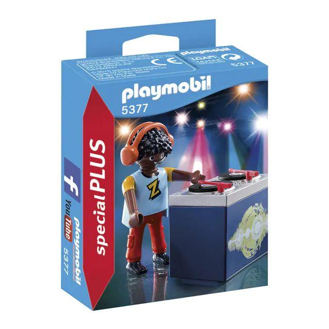 Playmobil Dj set completo