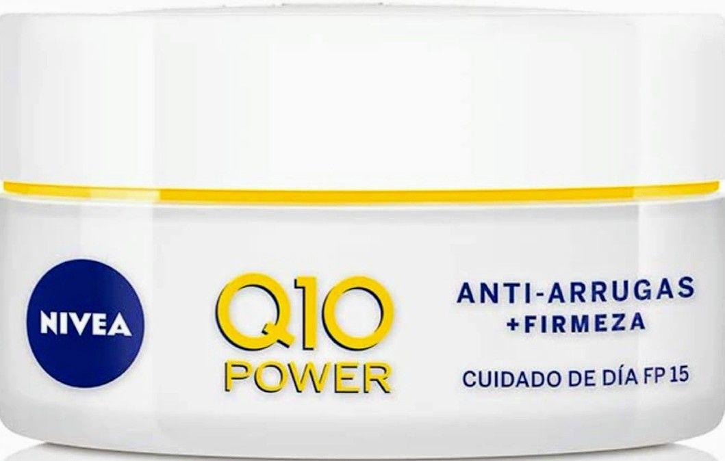 NIVEA Q10 Power Antiarrugas Cuidado de Día (1 x 50 ml)