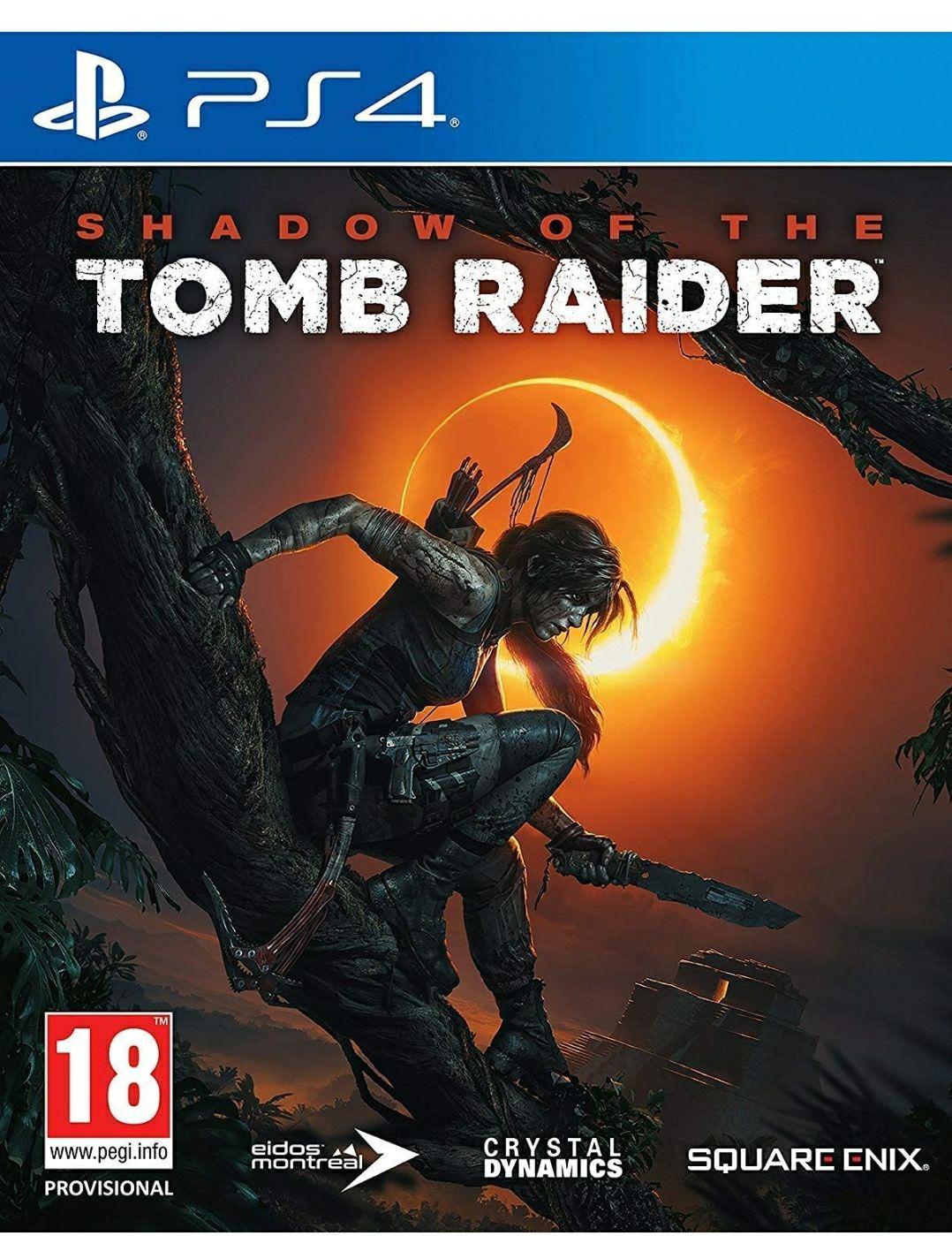 Shadow of Tomb Raider - Standard Edition