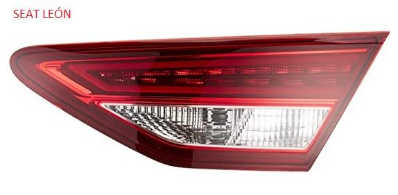 Faro trasero derecho Seat León 5F1 >2012