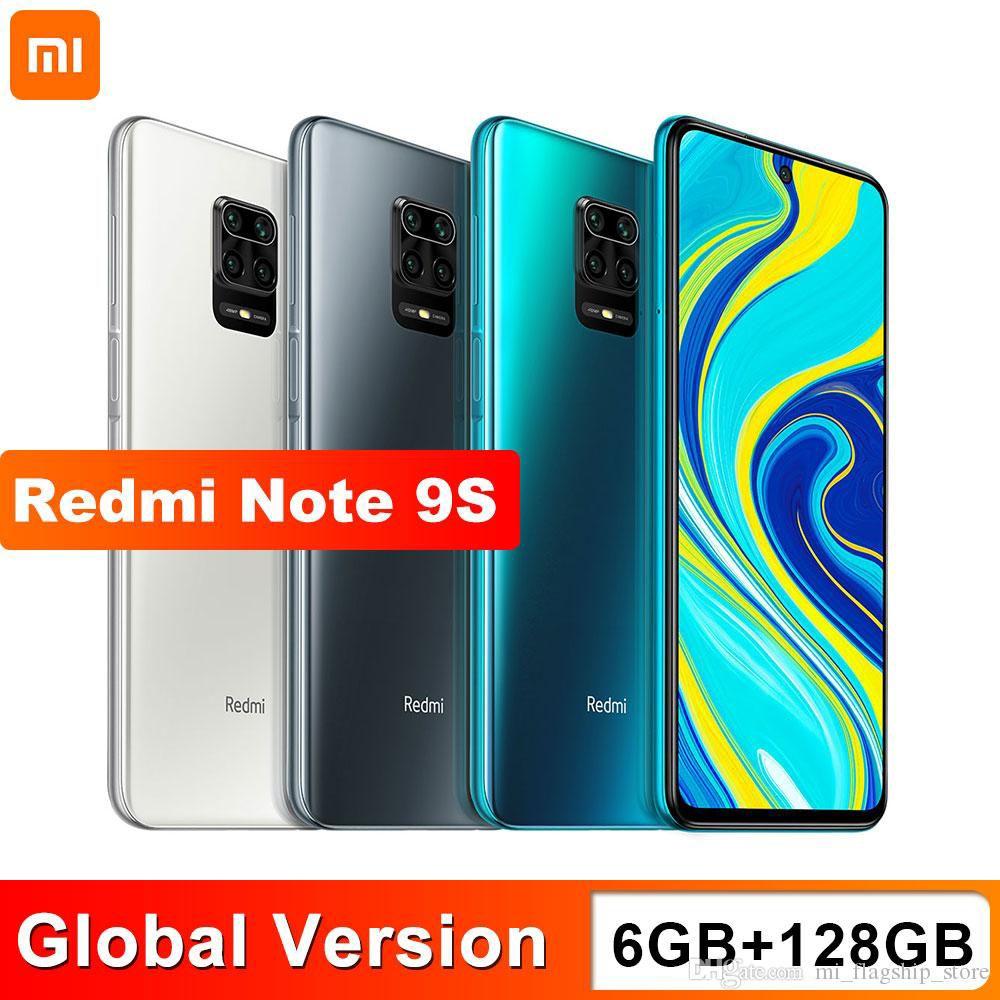 Xiaomi redmi Nota 9S 6 GB 128 GB Global