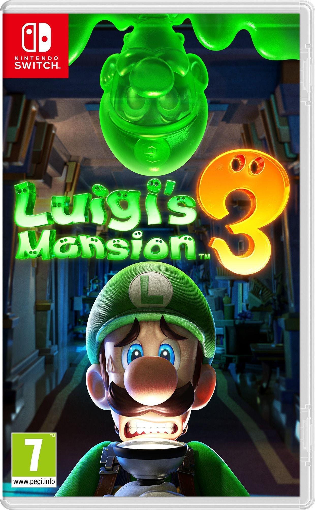Luigi's Mansion 3 (Alcampo Leganés)