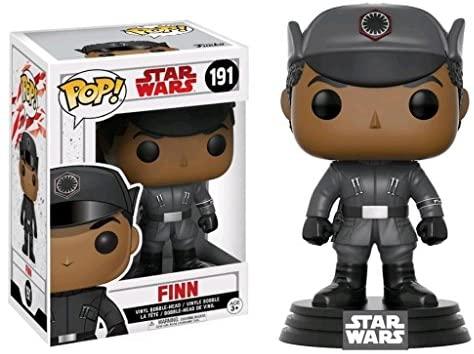 - Star Wars EP8 - Pop Finn